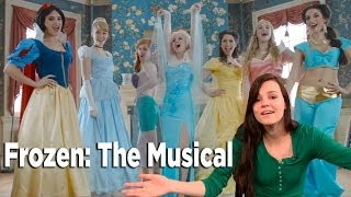Frozen - A Musical feat. Disney Princesses - Soren's Playlist