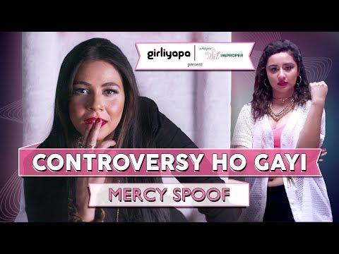Xxx Mp4 Girliyapa S Controversy Ho Gayi Mercy Spoof Ft Maanvi Gagroo And Sanaya Pithawalla 3gp Sex