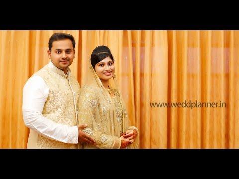 Kerala Muslim Engagement Highlight Video (Salma + Shameem) By WEDDPLANNER