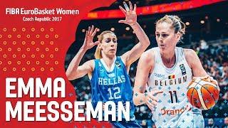 Best of Emma Meesseman - FIBA EuroBasket Women 2017