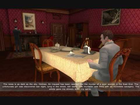 Sherlock Holmes Vs Jack the Ripper - Part 1