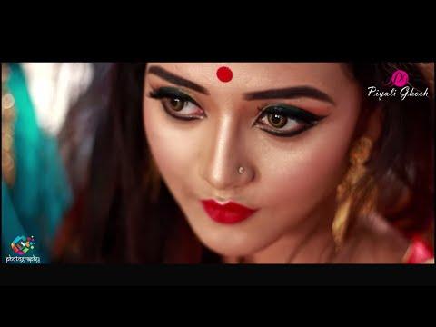 Xxx Mp4 An Indo Western Look By Piyali Ghosh 2018 New Makeup Tutorial HD Model Ishani 3gp Sex