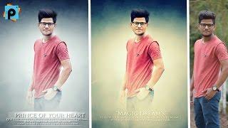 Picsart Smoke Effect Double Photo Manipulation || Picsart Photo Editing Tutorial