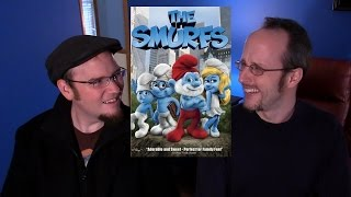Nostalgia Critic Real Thoughts on - Smurfs