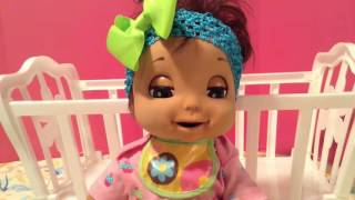 Kids Toys-baby alive 2006 doll boo's birthday by FUN WITH BABY ALIVE 2016