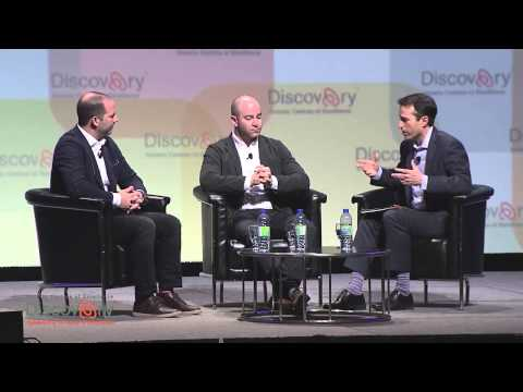 Discovery 15 Disruptive Technology Panel Uber & AirBnB Case Study