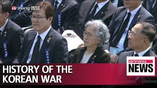 South Korea marks 68th anniversary of Korean War