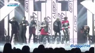 GOT7 Martial's Art Dance Moment (Jackson,Mark,JB)