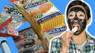 Don Quijote HAWAII Haul - BLACKHEAD Face Peel, DONKEY BALLS, Nail Clippers w/Nail CATCHER
