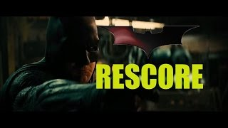 Batman V Superman-Warehouse Fight [DARK KNIGHT RESCORE]