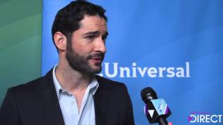 Tom Ellis Offers an Exclusive of New USA Drama 'Rush'