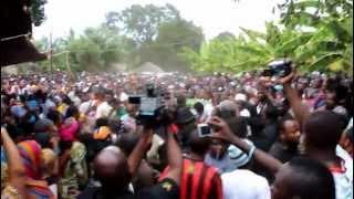 Sharo Milionea-Baada ya Mwili wake kuwasiri Nyumbani kwao Tanga-Muheza