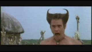 Ace Ventura 2 - Tribal Fight