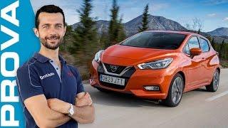 Download Nissan Micra | La prova di un'auto rivoluzionata 3Gp Mp4