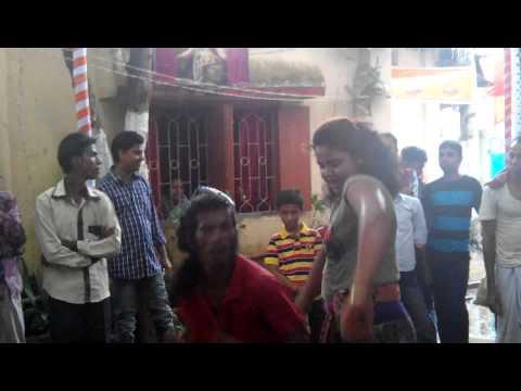 Gurma/Hijra Dance Video  (Durga Puja 2013)