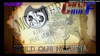 MASHUP   DAGames Vs. Kira & GUMI - Build Our Monster   C013 Huff