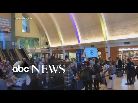 Xxx Mp4 TSA Sickouts Increase As Government Shutdown Drags On 3gp Sex