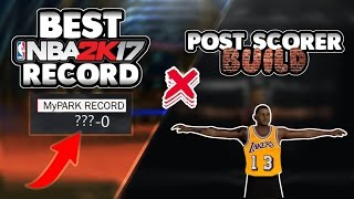 Best Record on 2k + NEW POST BUILD!!!!! 89 FG%