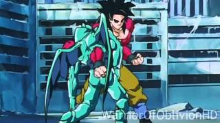 DBGT - Goku SSJ4 Kills Ice Shenron With Dragon Fist (720P) HD.mp4