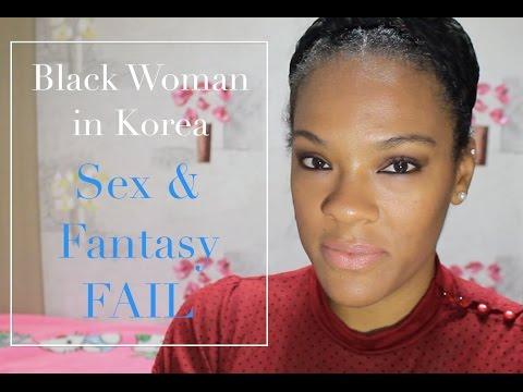 Black Woman in Korea: Sex and Fantasy #FAIL [Day 1]