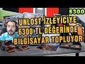 Download Video Download UNLOST İZLEYİCİYE 6300 TL DEĞERİNDE BİLGİSAYAR  TOPLUYOR 3GP MP4 FLV