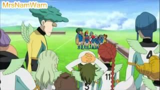 Inazuma eleven amv Inazuma Japan Toko Fidio and Edgar vs Messengers of the sky