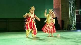 Ameya and Sankarshan (Radha Krishan Dance)