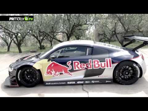 Carlos Sainz y Miguel Molina destrozan record de Terramar con un Audi R8 LMS PRMotor TV Channel
