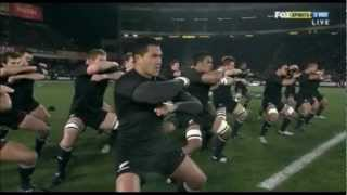 All Blacks Haka Compilation HD