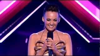 Samantha Jade - Freefalling - XFactor Australia Top 11 Performance