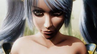 Ezreal VS Caitlyn (Fan Video) | Cinematique League of Legends | HD