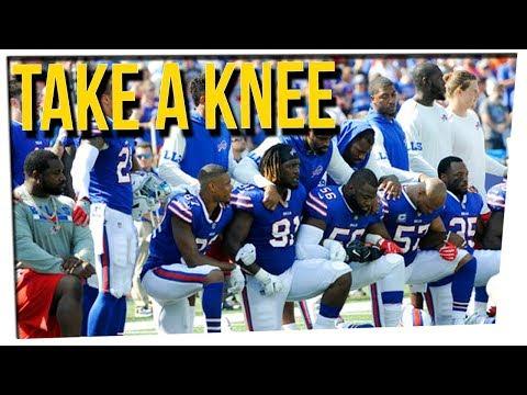 NFL Players Protesting National Anthem Sparks Debate ft. Ricky Shucks