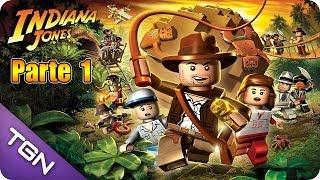 LEGO Indiana Jones - Capitulo 1 - El Templo Perdido - HD 720p