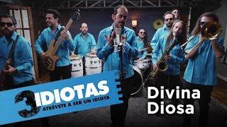 Divina Diosa - Agrupación Cariño ft. Sandra Echeverría