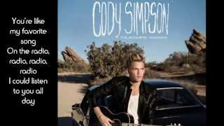 Cody Simpson - All Day (The Acoustic Sessions) LYRICS