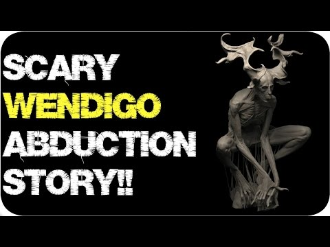 MY GIRLFRIEND BECAME A WENDIGO SKINWALKER Scary Horror Story Navajo