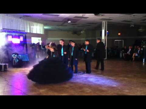 QUINCEANERA VALS KUMBALA BY FRANCISCO ADAME COREOGRAPHER