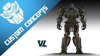 Custom Transformers Concepts - Decker