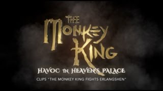 The Monkey King : Havoc in Heavens Palace Clip 1