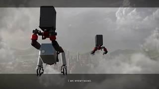 Nier: Automata 2 (DC Douglas as Pod 042)