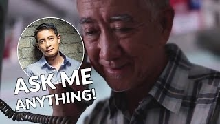 """[AMA] with """"Hanging On"""" Filmmaker Charles Chau Man Leong at VIDDSEE.COM/Community"""