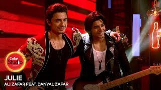 BTS, Ali Zafar feat. Danyal Zafar, Julie, Coke Studio Season 10, Episode 4.