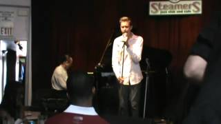 Ben Paltin - Every Day I Have the Blues live @ Steamers jazz cafe