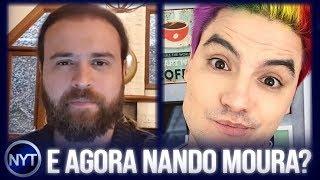 Felipe Neto divulga vídeo DESMASCARANDO Nando e mostrando que ele atacou rivais antes de ser atacado