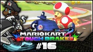 "Mario Kart 8 DELUXE - Tough Brakes #16 | ""Yes. NO. YES! NO!!!"" [200cc] GAMEPLAY WALKTHROUGH"