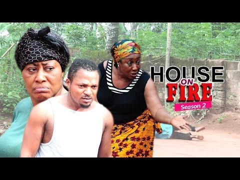 Mp4 Video: Nigerian Nollywood Movies - House On Fire 2    - Download