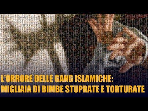 L'orrore delle gang islamiche: migliaia di bimbe stuprate e torturate