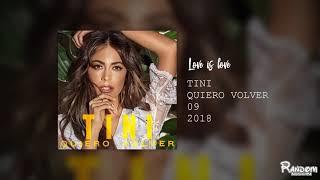 TINI - Love is love (audio)