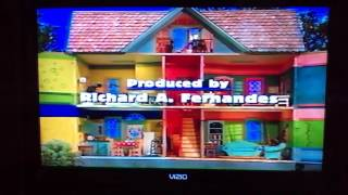 Bear In The Big Blue House: The Big Blue House Call Credits
