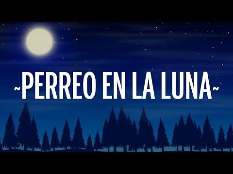 Dalex Sech Perreo en La Luna Lyrics Letra ft. Justin Quiles Lenny Tavárez Feid